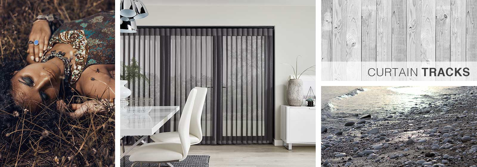 Glide Curtain Tracks, Glide Curtain Tracks, Blind Designs