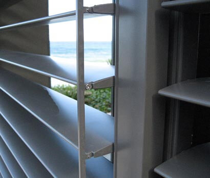 , Altra Hinged Shutters, Blind Designs