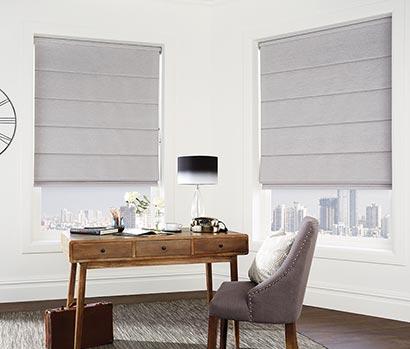 Roman Panel Blinds, Roman Panel Blinds, Blind Designs