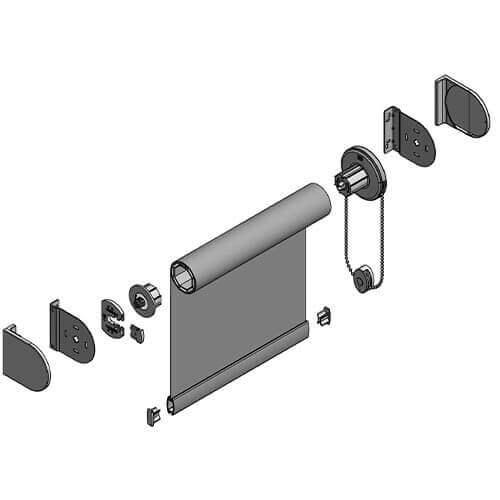 Roller Blinds, Light Filter Roller Blinds, Blind Designs